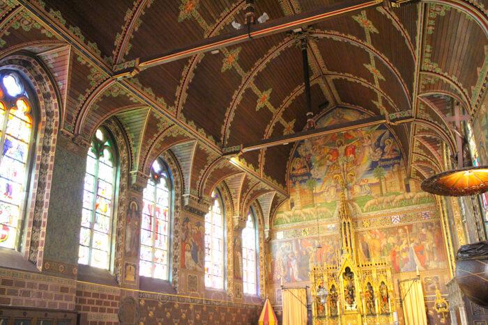 ブルージュのバシリック聖血礼拝堂