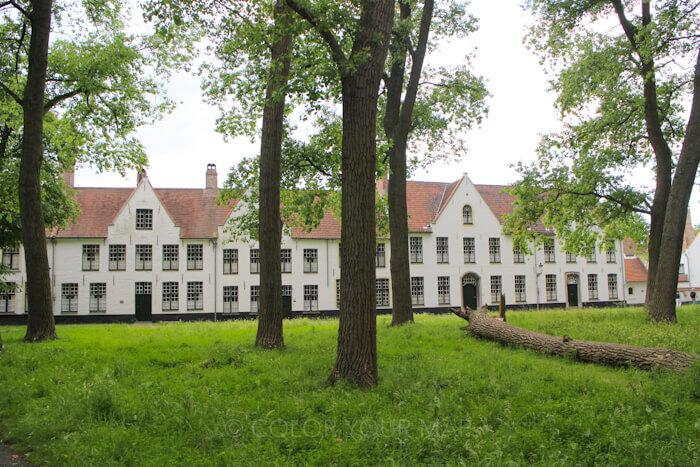 ブルージュベギン会修道院