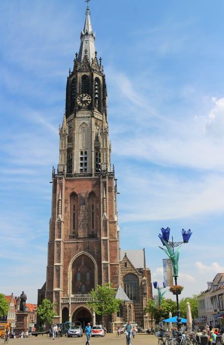デルフト新教会