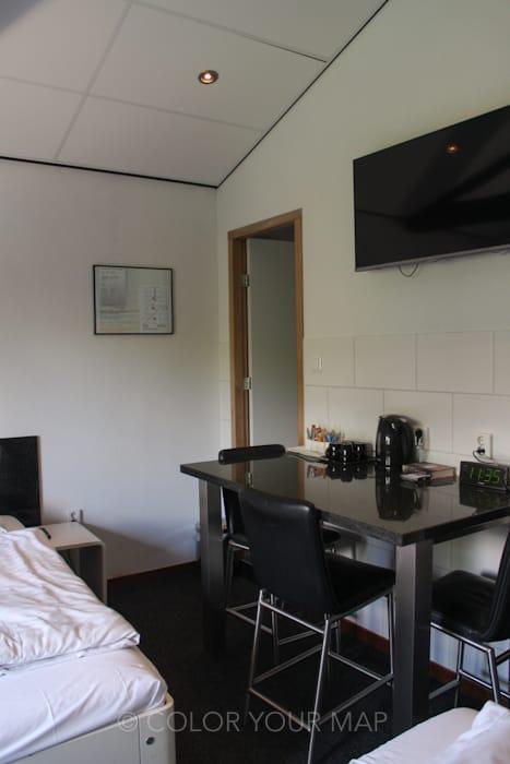 ロッテルダムホテルビアンヴェニュ部屋