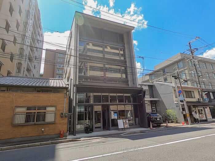 京都node hotel外観